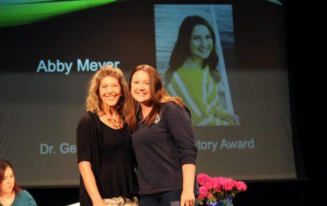 Sixty-Six Seniors Recognized at Senior Awards Ceremony
