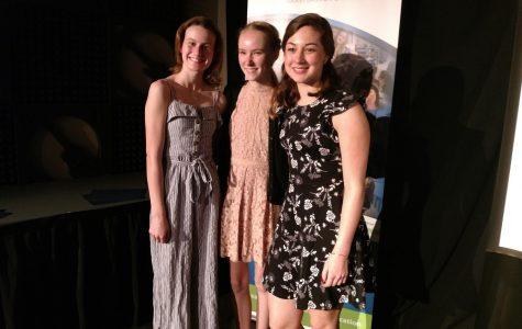 Three NDA Sophomores Finish Teen Leadership Program