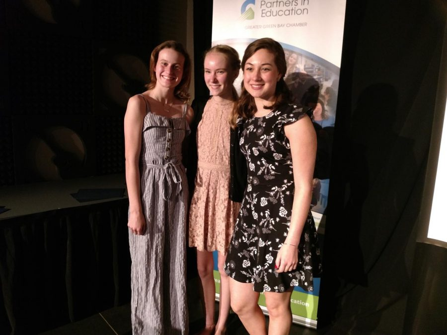 Three NDA Sophomores Finish Teen Leadership Program