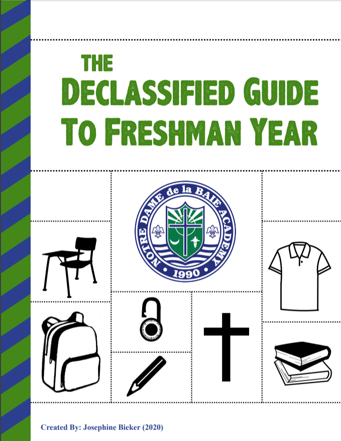 The+Declassified+Guide+to+Freshman+Year