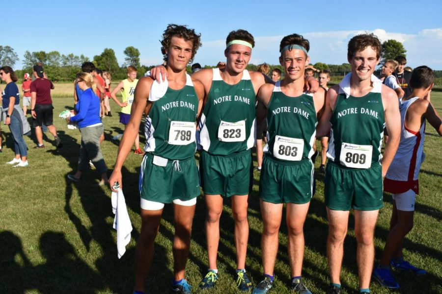 "Notre Dame Cross Country: ""The Vision Will Not Disappoint"""