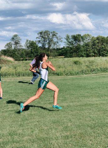 Hard Work Pays Off for Senior Captain of Girls Cross Country Team
