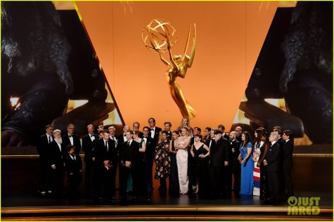 Game of Thrones Makes TV History at Emmy Awards