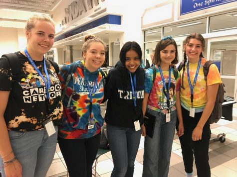 Yearbook Class, Yearbook Club to Give School a New-Look Yearbook