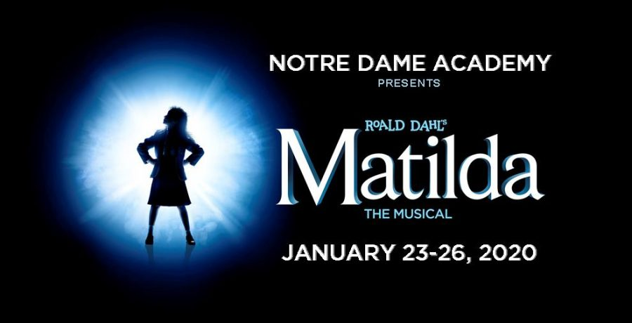 Matilda Auditions Set for Oct. 21-22