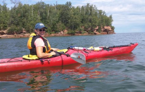 Tracy Troge Loved Kayaking from Day One
