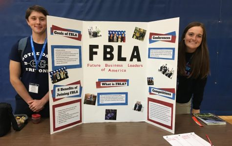 FBLA Focuses on Leadership, Giving Back to Community