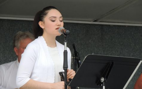 Sosa-Hernandez Selected for All-State Vocal Jazz Choir