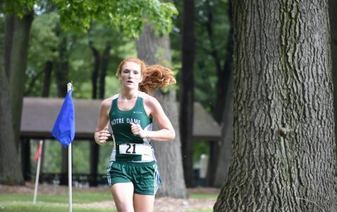 Molly Desotell Fell in Love with Running in Middle School