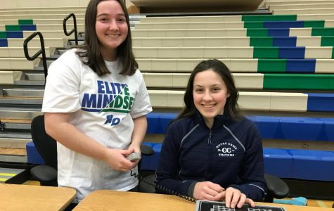 Girls Basketball Managers Discuss Their Role, Predict Success for Team