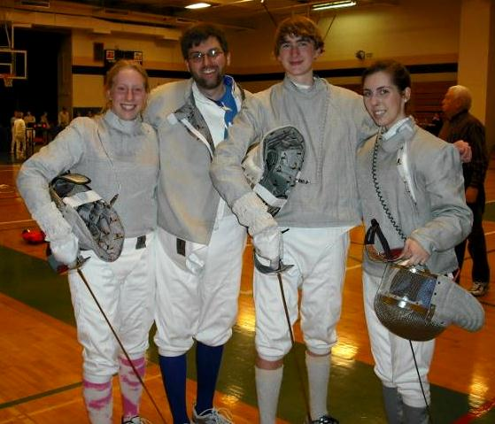 Fencing Club Coming Back to NDA