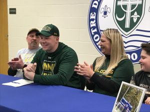 Soletski to Play Football at Northern Michigan University