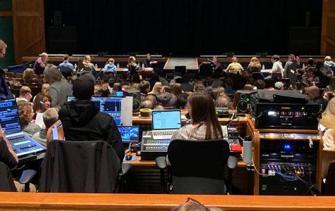 Caragan Olles Organizes All Auditorium Light & Sound Needs