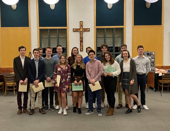 IB Diploma Seniors Celebrate Completion of Extended Essays, CAS Requirements