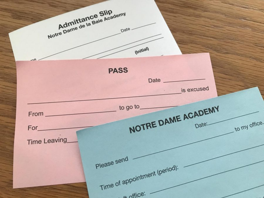 FYI:  Interpreting, Understanding the Color-Coded Slips