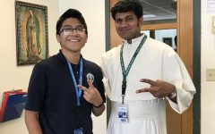 Fr. Christian to Leave Chaplain Role at NDA, Become Parish Pastor
