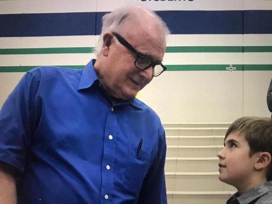 Harry Geiser:  Legendary Math Teacher Decides to Retire