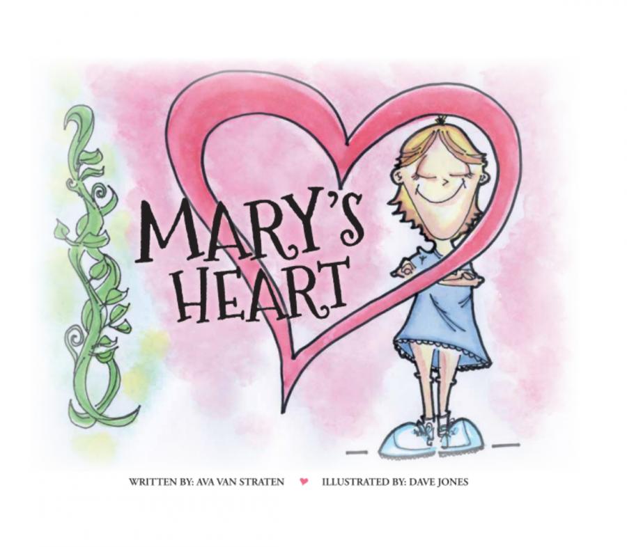 Ava Van Straten Publishes Children's Book