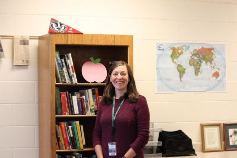 New Science Teacher, Molly McConnell, Excited for Start of Year