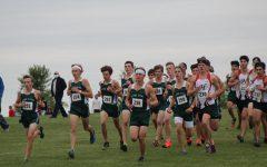 Freshman Varsity Runner Grateful for X-Country Season