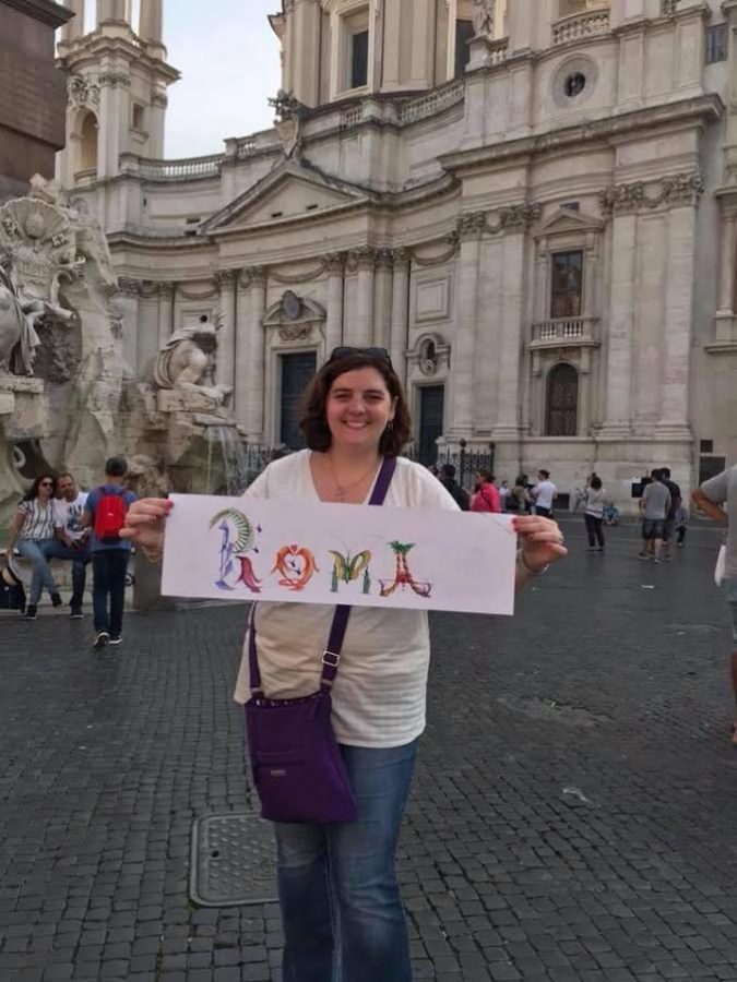 Teaching, Traveling, Gaming. . . Theology Teacher Stanczak Embraces Life with Passion