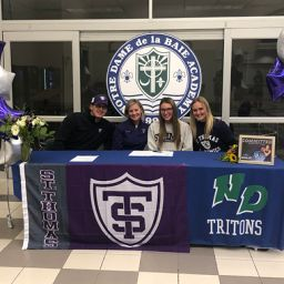 Opichka Signs to Play Basketball at St. Thomas