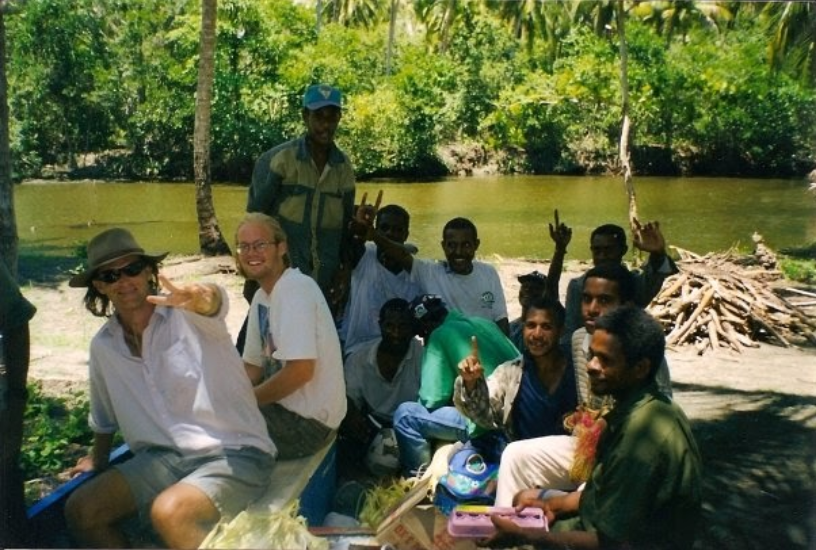 Peace Corps Experience Changed Mr. Guyette's Worldview