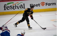 Hockey Career Soars for Sawyer Scholl