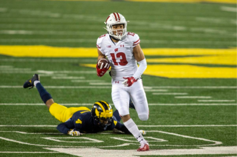Badgers Get Back On Field, Blow Out Vastly Inferior Michigan