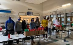Student Government Reaches Out, Serves Community