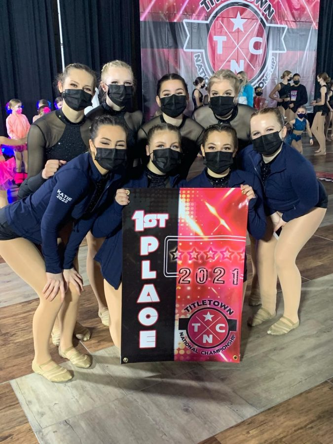 Dance Team About More Than Competition