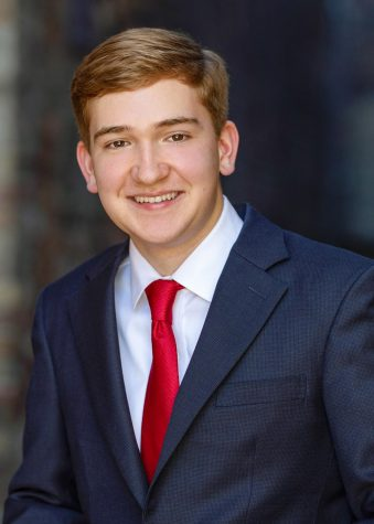 Thomas Coyle Named National Merit Scholarship Finalist