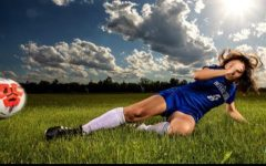 Rickards 'Can't Wait' to Play Soccer