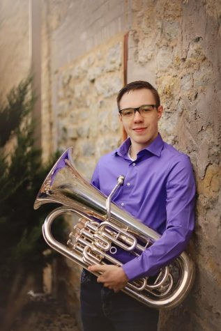Schrader Receives WSMA Award for Musical Composition