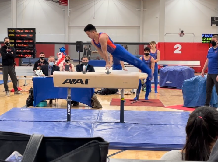 Two Freshman Gymnasts Headed to Nationals
