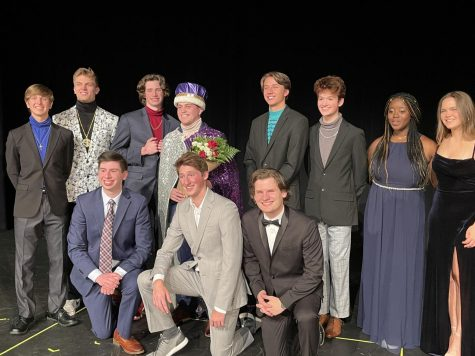 Senior Will Zellner Crowned Mr. NDA XXV