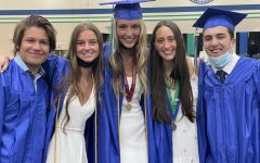 Class of 2021 Graduates In Person, Heads Into Next Stage of Life