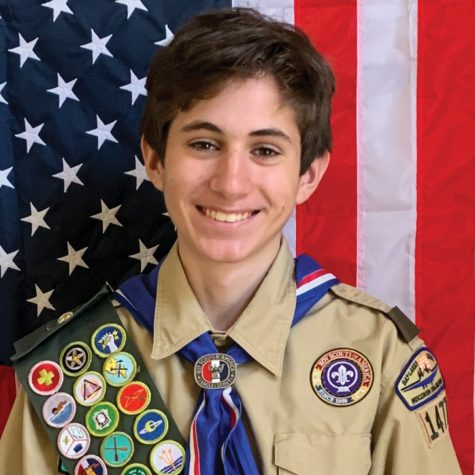 Joseph Stumpf:  Eagle Scout Court of Honor Held May 8