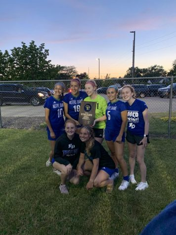 Lady Triton Soccer Team Headed to State