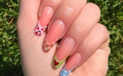 Senior Anna Lippert Nails Her Business