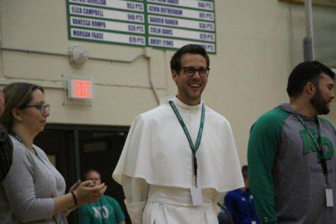 NDA Chaplain Explains Moment He Knew His Calling