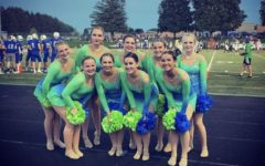 Dance Team:  A Family Dedicated to Performing