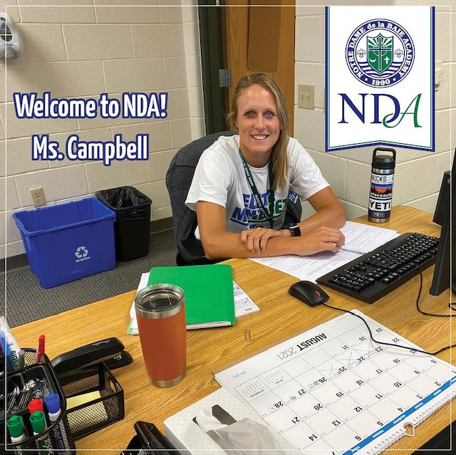 Eliza+Campbell+Adds+Classroom+Teacher+to+Coaching+Role+at+NDA