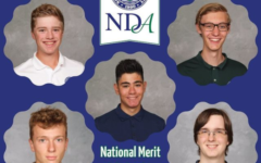 Five Seniors Qualify as National Merit Semifinalists, One Commended