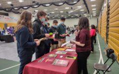 Juniors, Seniors Attend Wisconsin Education Fair at SNC