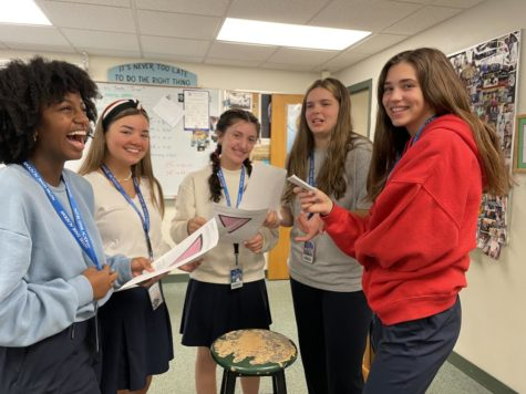 Freshmen Speak Out About Their High School Experience