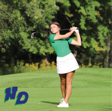 Girls Golf Season Ends at Sectional, Many Lessons Learned Through Program