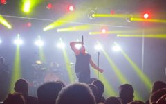 Jeff Gutt, Stone Temple Pilots live on stage at the EPIC Event Center - Green Bay, WI