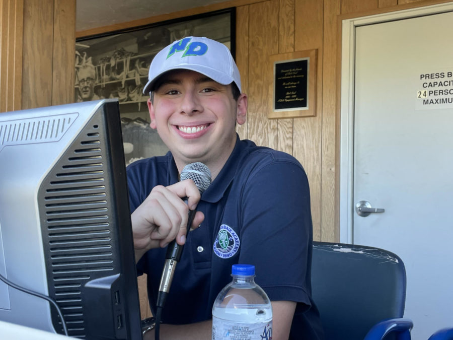 Bonadonna Adds Packers to Sports Broadcasting Experience